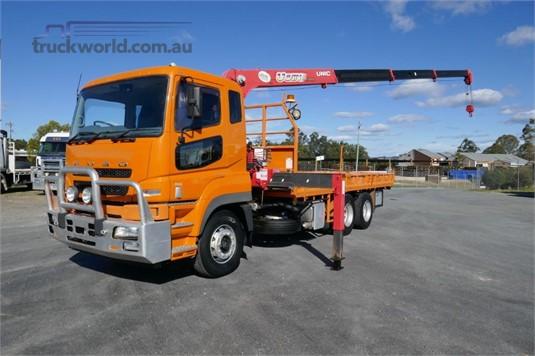 2012 Fuso FV Heavy - Trucks for Sale