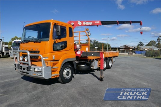 2012 Fuso FV Heavy Murwillumbah Truck Centre - Trucks for Sale