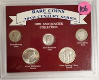 RARE COINS OF THE 20TH CENTURY SERIES (106)