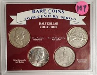 RARE COINS OF THE 20TH CENTURY SERIES (107)
