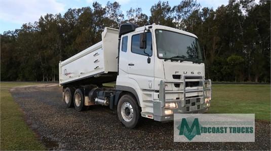 2018 Fuso FV54 Heavy Duty MWB AMT Midcoast Trucks  - Trucks for Sale