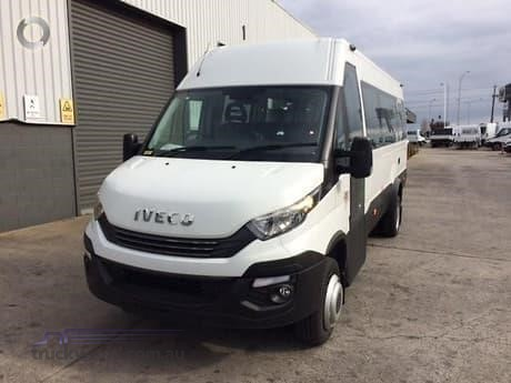 2018 Iveco DAILY LINE - Trucks for Sale