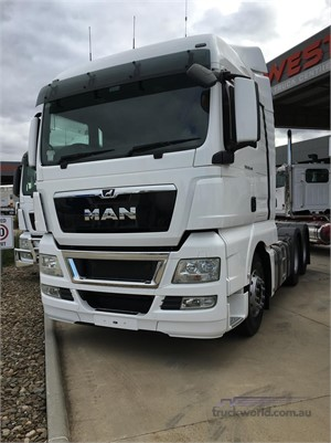 2020 MAN TGX26.540 - Trucks for Sale