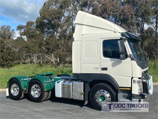 2016 Volvo FM540 DOC Trucks  - Trucks for Sale