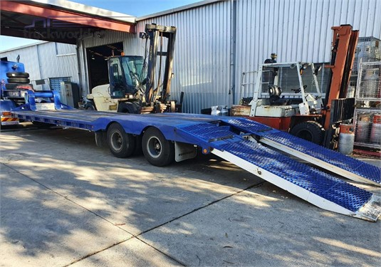 1981 Custom Built other - Trailers for Sale
