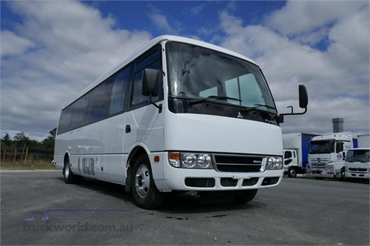 2019 Fuso Rosa Deluxe 25 Seats Auto - Buses for Sale