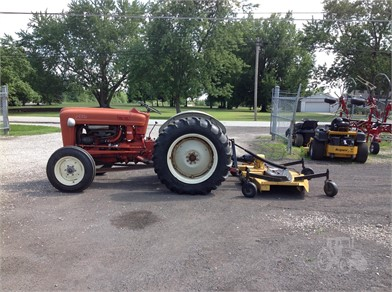 Ford Jubilee For Sale 7 Listings Tractorhouse Com Page 1 Of 1