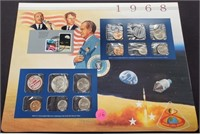 1966; 1968 & 1973 CON SETS - SEE PICS (116)