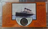 1912 TITANIC MORGAN & LAST 3 YRS OF V NICKEL (118)