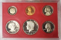 LOT OF 3 PROOF SETS - SEE PICS  (134)