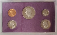 UNITED STATES PROOF SETS 1984 - 1985 - 1987 (132)