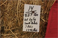Hay, Bedding, Firewood #33 (8/12/2020)