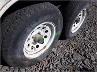 2000 Layton 24' 5th Wheel Travel Trailer