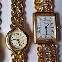 LOT OF 4 BEAUTIFUL WATCHES (146)