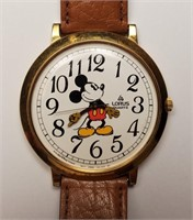 50 - VINTAGE LORUS MICKEY MOUSE WATCH