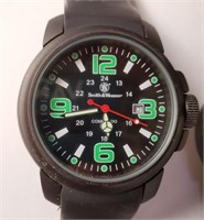 LOT OF 2 SMITH & WESSON WATCHES (150)