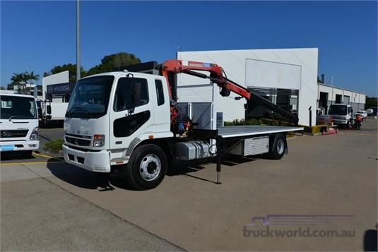 2009 Fuso Fighter FM600 - Trucks for Sale