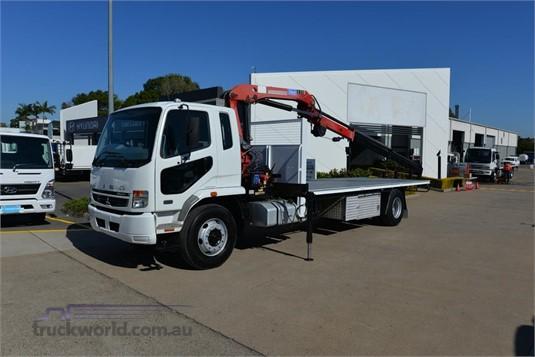 2009 Mitsubishi Fighter FM600 - Trucks for Sale