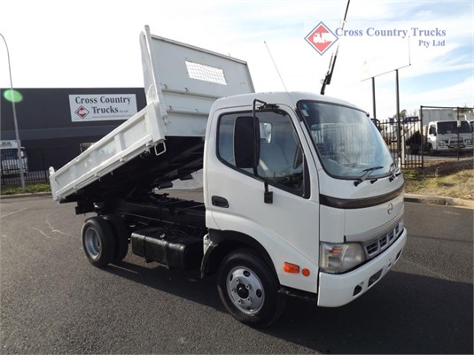 2004 Hino Dutro Cross Country Trucks Pty Ltd - Trucks for Sale