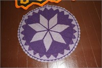 BEAUTIFUL HANDWOVEN RUGS, SEE DETAILS