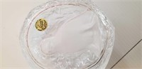COLLECTOR CRYSTAL D'ARQUES & GLASS CANDY DISHES