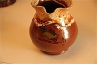 10 COLLECTIBLE GREEK CERAMIC SOUVENIR ITEMS