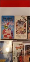 17 COLLECTOR CHILDRENS VHS MOVIES
