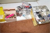 LARGE LOT OF SEWING ACCESSORIES, LARGE VARIETY