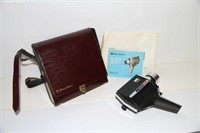 BELL & HOWELL 8MM MOVIE CAMERA, GREAT CONDITION