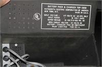 VINTAGE PANASONIC BATTERY PACKS - READ DESCRIPTION