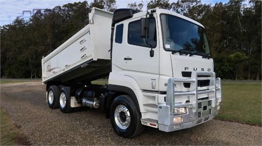 2018 Fuso FV54 Heavy Duty MWB AMT - Trucks for Sale