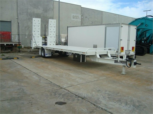 2020 Brentwood Beavertail tag trailer - Trailers for Sale