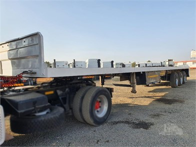 2003 Sa Truck Bodies Standard Flatbed Trailers For Sale 2 Listings Truckpaper Com Page 1 Of 1