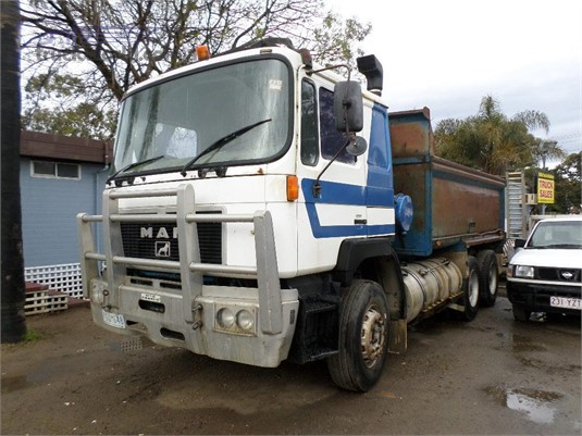 1991 MAN other - Trucks for Sale