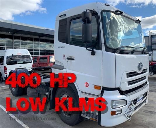 2010 UD GK400 - Trucks for Sale