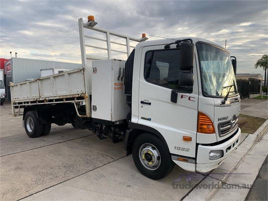2013 Hino FC - Trucks for Sale