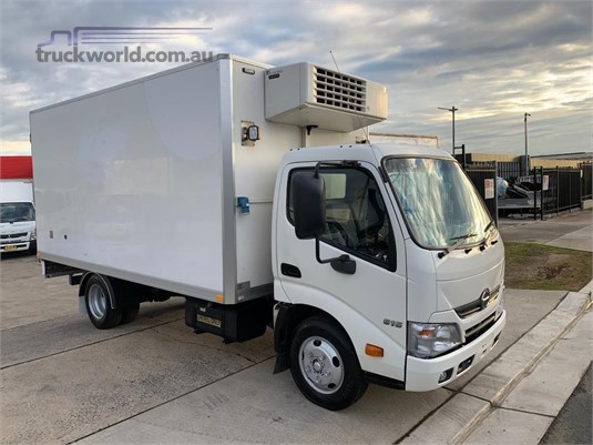 2014 Hino 300 616 - Trucks for Sale