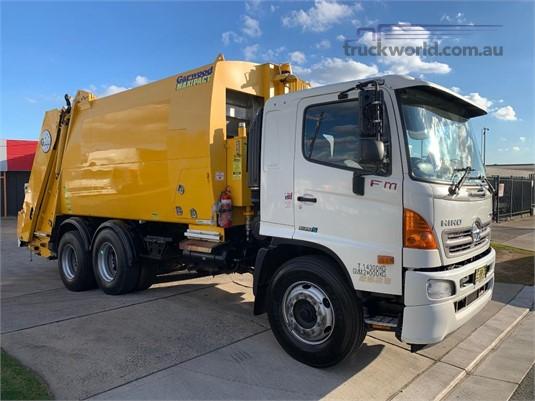 2015 Hino FM - Trucks for Sale