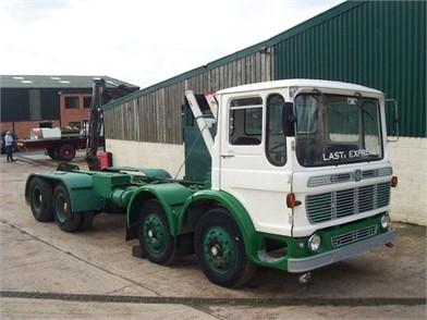 1968 AEC MAMMOTH MAJOR at TruckLocator.ie
