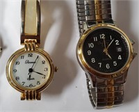 N - LOT OF 3 BEAUTIFUL WATCHES