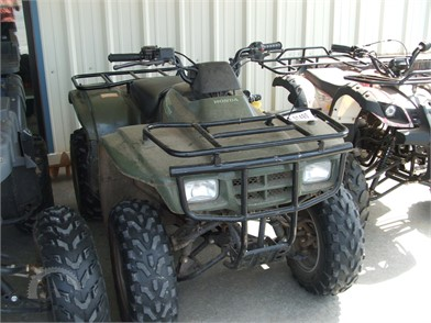 Honda Atvs Online Auctions 11 Listings Auctiontime Com Page 1 Of 1