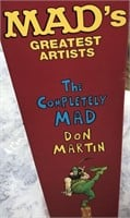 34 - MAD'S GREATEST ARTISTS BOOKS BY DON MARTIN