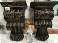 34 - PAIR OF BEAUTIFUL WALL SCONCES