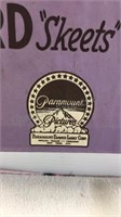 Vintage Paramount Pictures Pointed Heels Paper