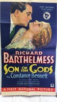 Vintage Son of the Gods Paper Movie Poster 39x26