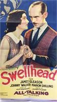 Vintage Swellhead Paper Movie Poster 39x26