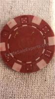 Bucket Full of Poker Chips
