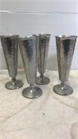 Vintage Vase, Glass Footed Bowl & More