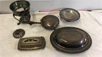 Silver & Vintage Pieces
