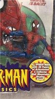 Pair of Action Figures- Spiderman & Doc Samson